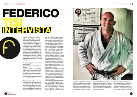 Roy Nelson è il nostro eroe ! Intervista esclusiva su MMA Mag 09 5