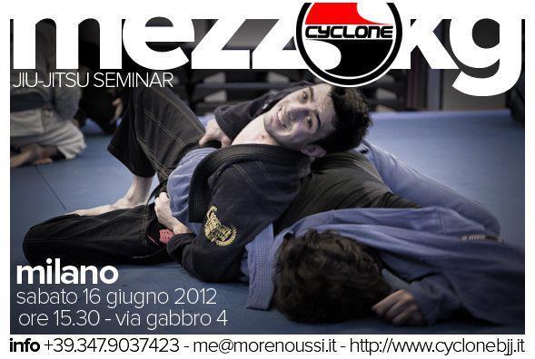 MezzoKg jiu-jitsu Seminar - Milano 16 Giugno 2012 1