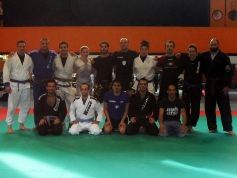 FigMMA: Nazionali Italiane di Grappling, Brazilian Jiu-Jitsu e MMA. 1