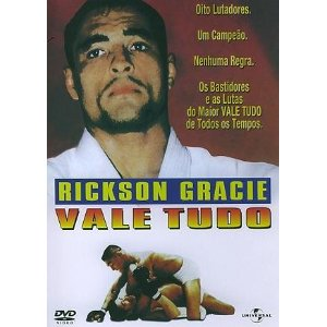 Choke - docu-film su Rickson Gracie su youtube 1