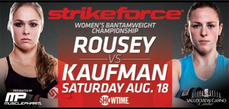 Strikeforce: Rousey vs. Kaufman 1