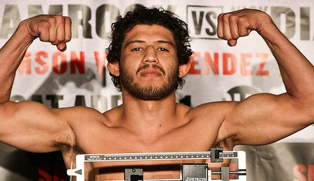 Gilbert Melendez nello Strikeforce di Settembre 1