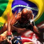 UFC 148: 4 foto del Weekend 4