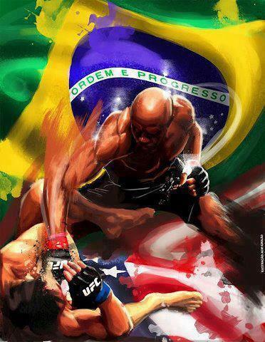 UFC 148: 4 foto del Weekend 1