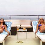 Arianny Celeste & Brittany Palmer festeggiano il 4 Luglio... 25