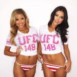 Arianny Celeste & Brittany Palmer festeggiano il 4 Luglio... 21