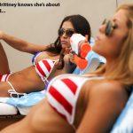 Arianny Celeste & Brittany Palmer festeggiano il 4 Luglio... 20