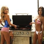 Arianny Celeste & Brittany Palmer festeggiano il 4 Luglio... 14