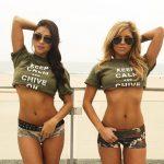 Arianny Celeste & Brittany Palmer festeggiano il 4 Luglio... 13