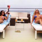 Arianny Celeste & Brittany Palmer festeggiano il 4 Luglio... 7