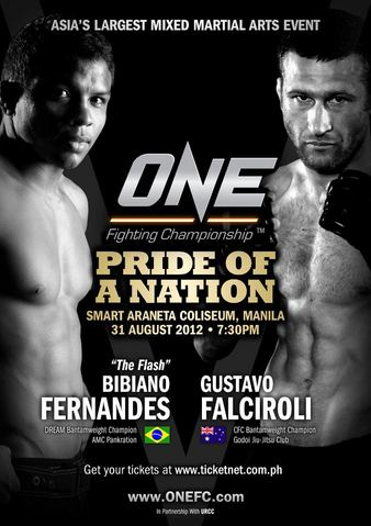 ONE FC 5: Pride of a Nation 2