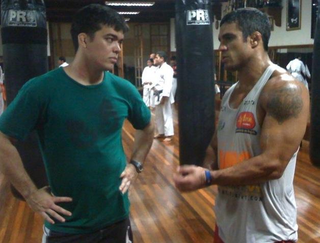 Vitor Belfort rimpiazza Lyoto Machida all'UFC 152 1