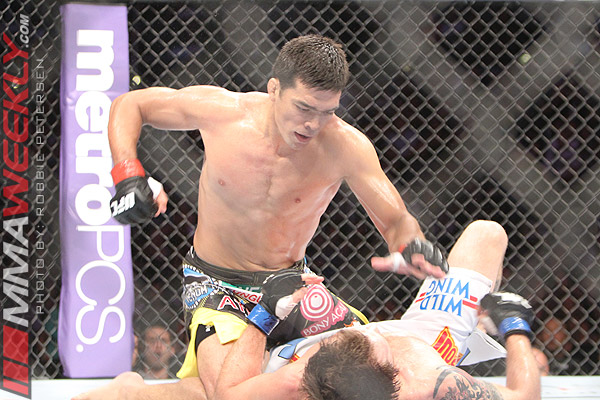 UFC on Fox 4: Lyoto Machida ottiene il title shot 1