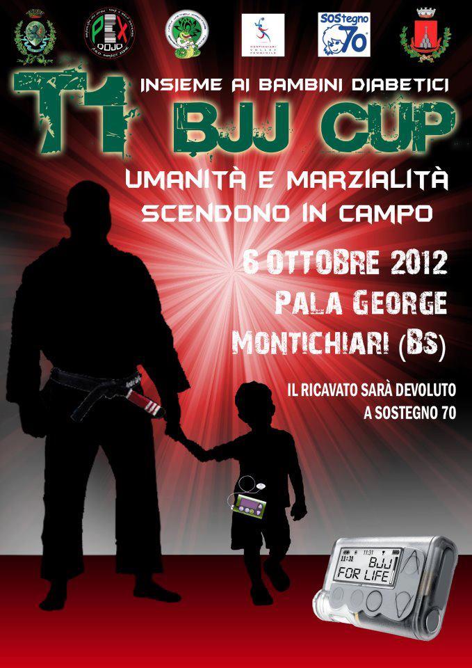 6 Ottobre 2012 - T1 BJJ Cup a Brescia 1