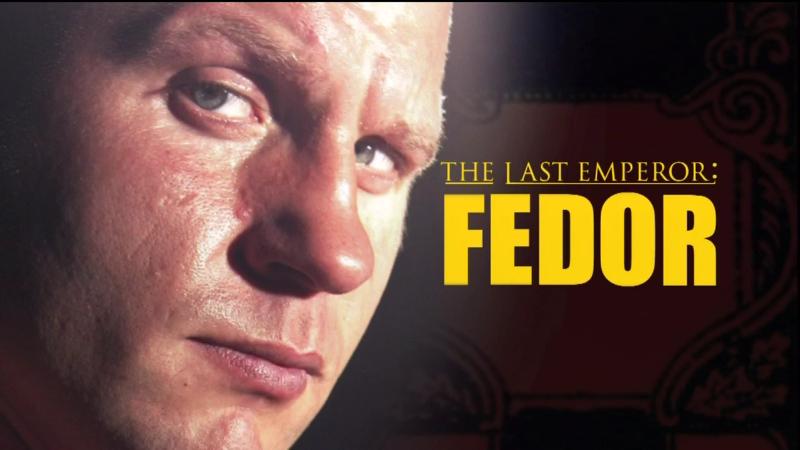 Fedor Emelianenko ? il 1 uno delle MMA di tutti i tempi - parola di brasiliano 1