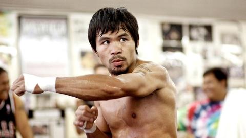 Manny Pacquiao avra il match il giorno dell' UFC on FOX