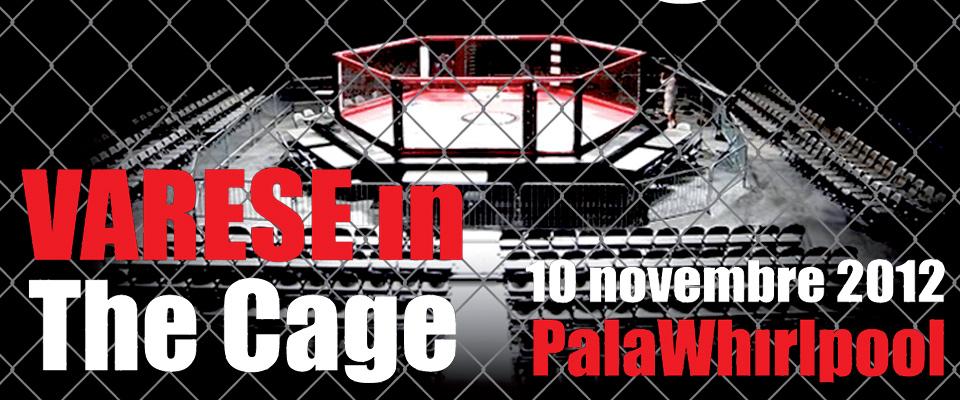 MMA: Varese in the Cage - 10 novembre 1