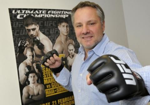 L'UFC in uno stadio brasiliano si farà. Parola di Marshall Zelaznik (chi???) 1