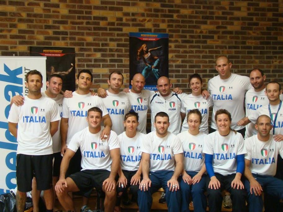 Convocazione Nazionale di Grappling, di Brazilian Jiu-Jitsu e di MMA 2012 (FigMMA) 1