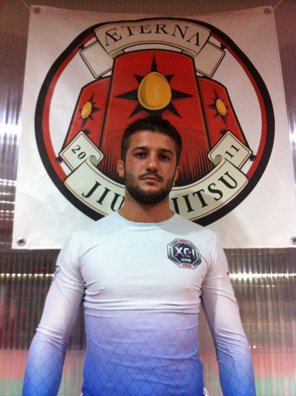 Super Luca Anacoreta: due medaglie ai World Professional Jiu-Jitsu Trial di Varsavia 1