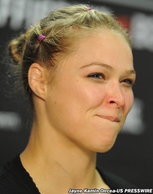 Ronda Rousey vs Chris Cyborg? Probabile 1
