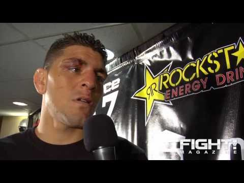 Nick Diaz torna a cambattere