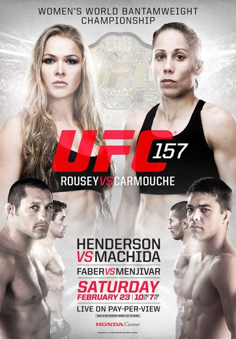 UFC157