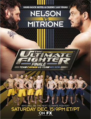 The Ultimate Fighter 16 Finale