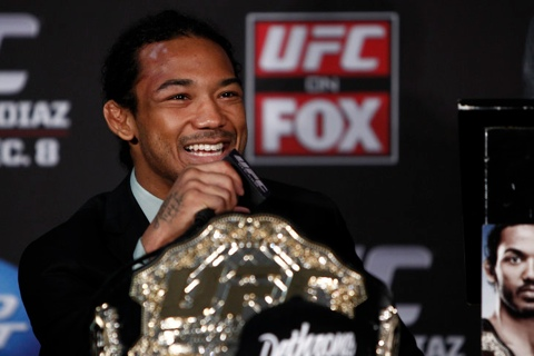 Benson Henderson vs. Nick Diaz è nel TOP 10 degli eventi USA di MMA più visti della Storia.