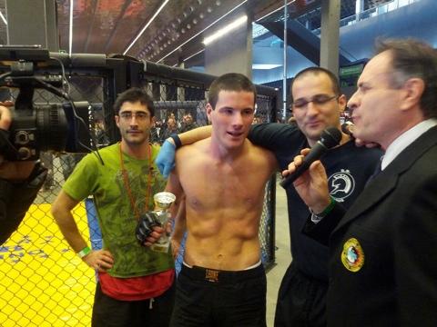 III Coppa Italia di MMA Italy risultati ReportPianu_Ferlini_Colombo