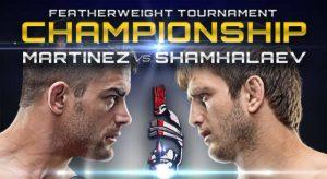 Risultati Bellator 83: Martinez vs. Shamhalaev (7-12-2012) 3