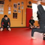Report seminario catch wrestling con Mike Raho 6