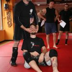 Report seminario catch wrestling con Mike Raho 5
