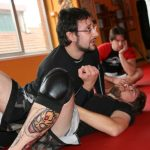 Report seminario catch wrestling con Mike Raho 4