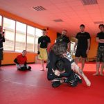 Report seminario catch wrestling con Mike Raho 1