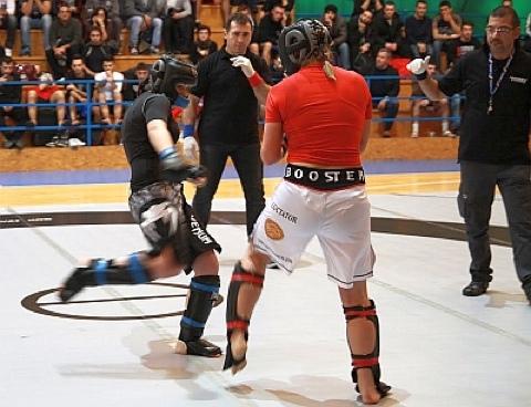 Risultati II Coppa Italia di MMA (FigMMA)