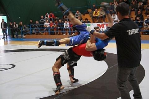 Risultati II Coppa Italia di MMA