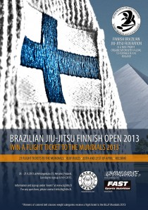 finnish bjj open