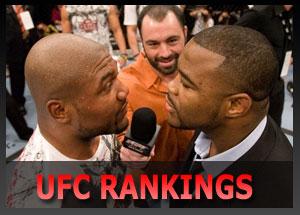 Ranking Ufficiali UFC? 1