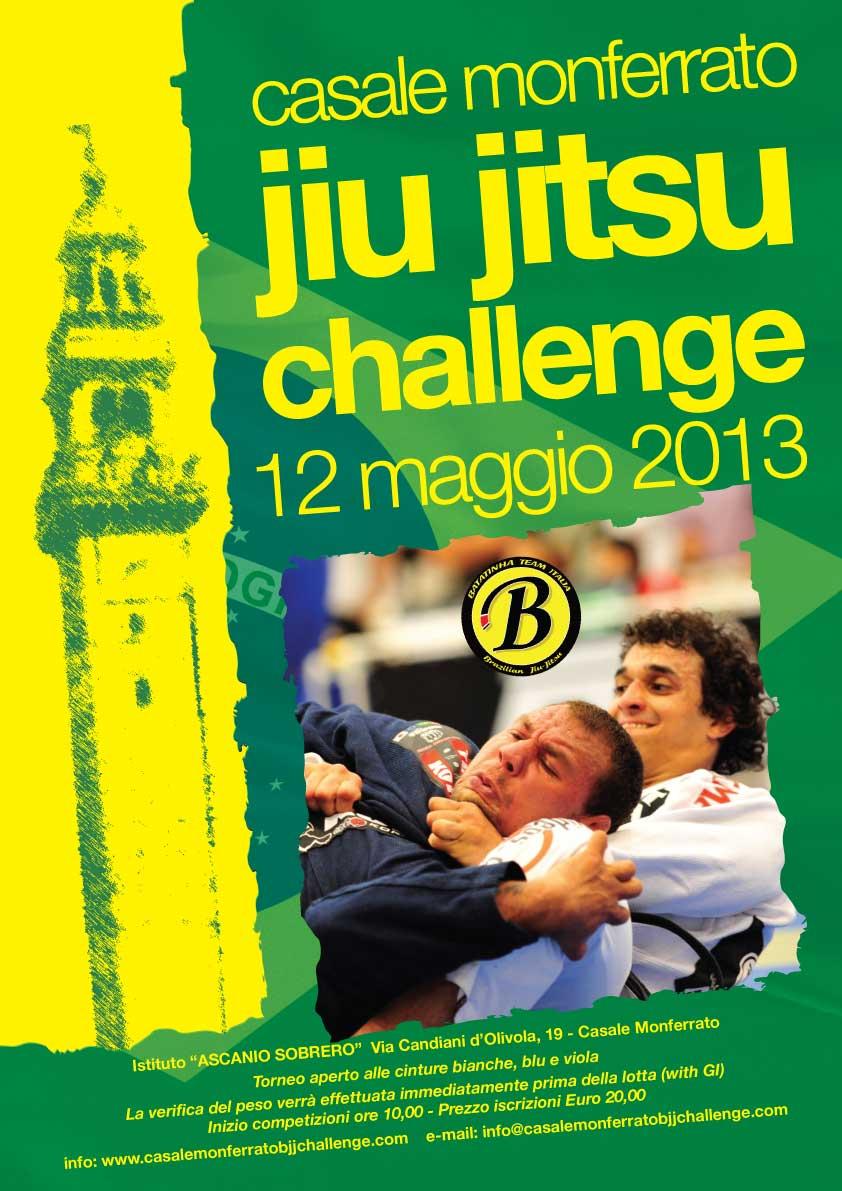 12.5.2013 - Casale Monferrato Jiu-jitsu Challenge 1