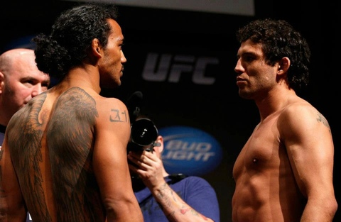 ufc on fox 7 - henderson vs melendez