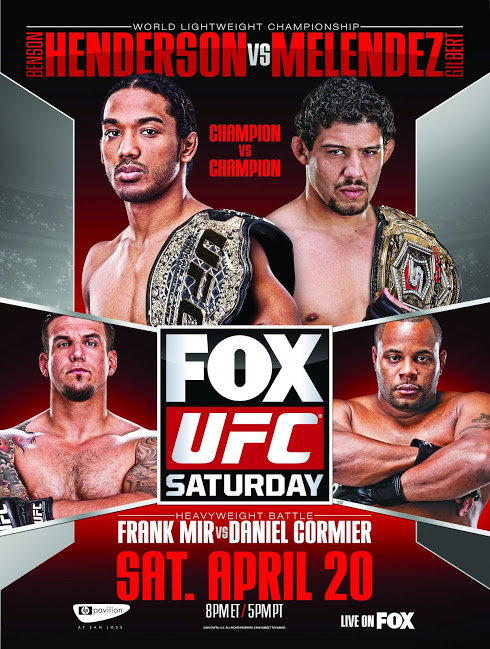 UFC on FOX 7: Henderson vs. Melendez