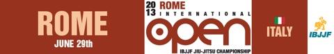 Campionato Europeo Open jiu-jitsu 2013