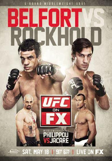 risultati UFC on FX 8