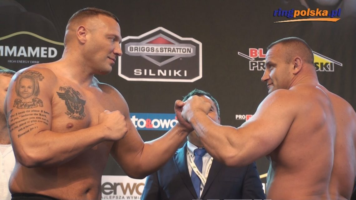 KSW 23 - Report sul match