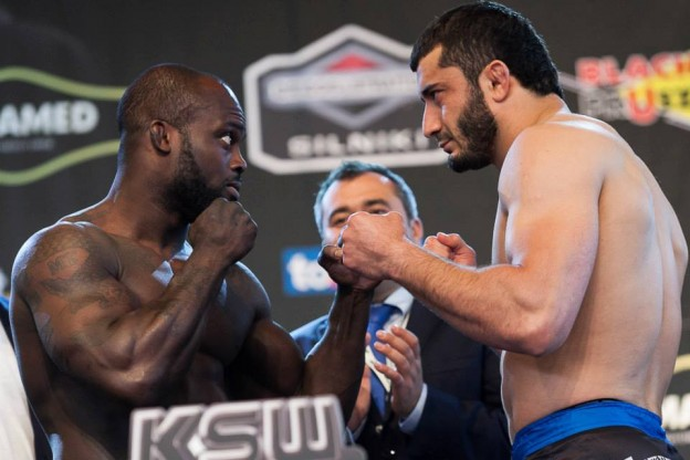 "KSW23 - Report sul match ""Mamed Khalidov vs Melvin Manhoef"" 1"