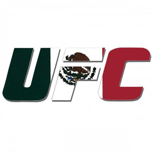 L'UFC sbarca in Messico 1