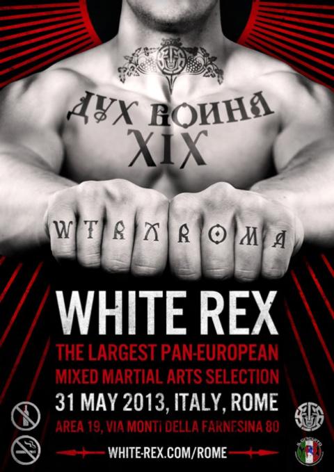 white rex MMA