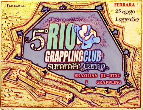 Camp Estivo Rio Grappling Club