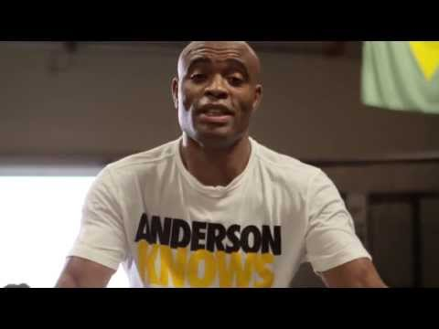 Anderson Silva vs Chris Weidman II